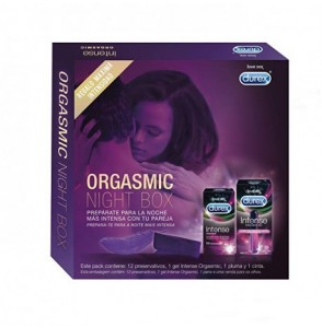 DUREX ORGASMIC NIGHT BOX