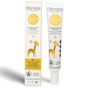 DHYVANA FOTOPROTECTOR SPF50+